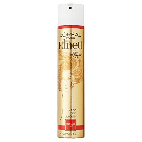 L'Oréal Paris Elnett de Luxe - Haarspray normal, 300 ml