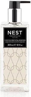 NEST Fragrances Scented Liquid Hand Soap- Vanilla Orchid & Almond , 10 fl oz