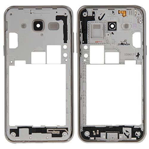 BEIJING  SCREENCOVER+ / Bisel de Marco Medio para Galaxy J5, Reemplazo LCD Placa Placa ATRÁS BIELEL