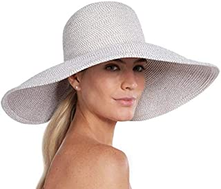 Eric Javits Luxury Women`s Designer Headwear Hat - Floppy