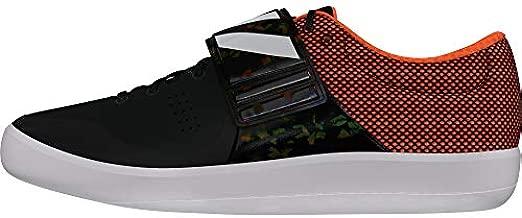 adidas Performance Mens Adizero Shotput Active Training Trainers Shoes - 10US Black