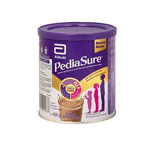 PediaSure - para Niños, Sabor Chocolate, con Proteínas, Vitaminas y Minerales - 400 gr