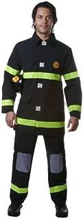 Adult Black Fire Fighter