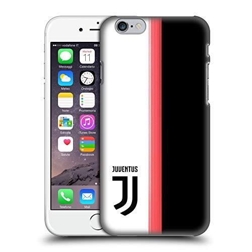 Head Case Designs Ufficiale Juventus Football Club in Casa 2019/20 Race Kit Cover Dura per Parte Posteriore Compatibile con Apple iPhone 6 / iPhone 6s