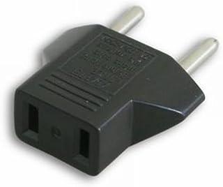 Adaptateur UE 110V-220V pour Les appareils avec Alimentation/Connexion américaine