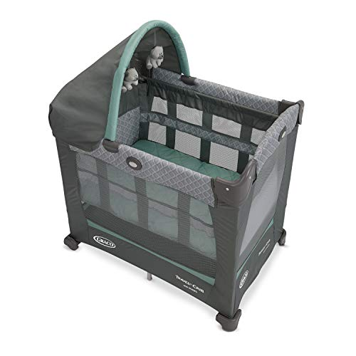 Graco Travel Lite Crib with Stages, Manor by...