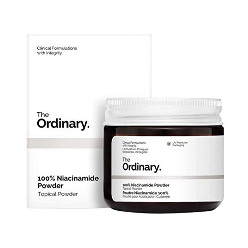 The Ordinary 100% Niacinamide in polvere.