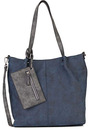 Emily & Noah Shopper Bag in Bag Surprise 300 Damen Handtaschen Uni