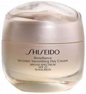 資生堂 Benefiance Wrinkle Smoothing Day Cream SPF 23 50ml/1.8oz並行輸入品