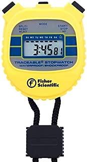 Traceable Waterproof/Shockproof Stopwatch (1 Each)