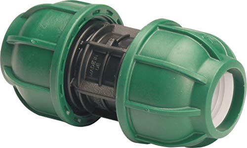 GF 00549 Raccord jonction avec manchon, Vert