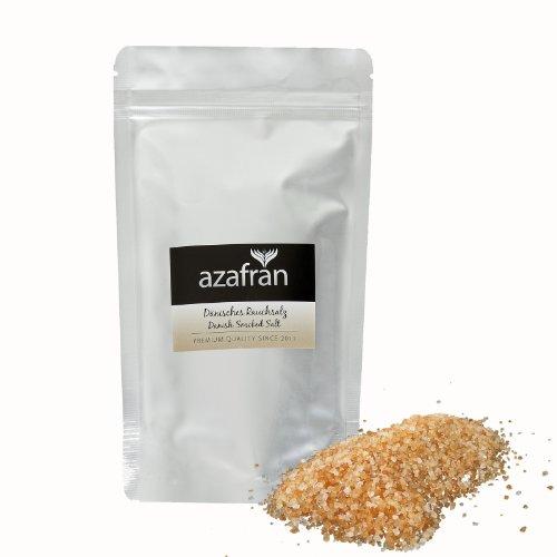 Azafran Dänisches Rauchsalz (kaltgeräuchert) Buchenholzrauchsalz 250g