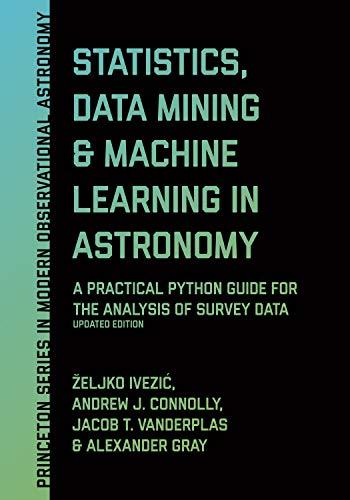 Statistics, Data Mining, and Machin…