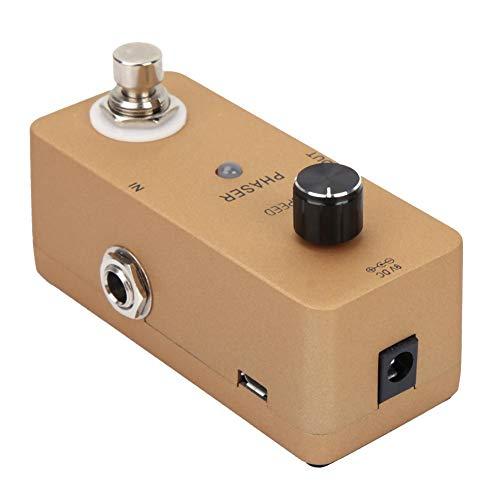 Procesador de sonido con efecto de fase, procesador de