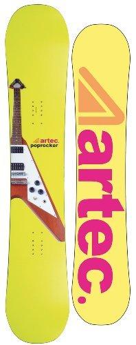 Artec Pop Rocker Snowboard 156 Mens by Artec