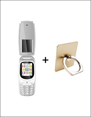 IKALL 1.8-inch Display K3312 Feature Mobile with Free Ring Holder(Assorted Colour)