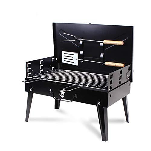 Outdoor Folding Grill, Portable Verdikte Buiten Thuis Kleine Charcoal Mazen Grills, Kampvuur Gemonteerd koudgewalst staal Grill