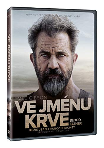 Ve jmenu krve DVD / Blood Father (tschechische version)
