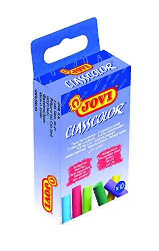 Jovi- Classcolor Tizas de Colores, Multicolor, Unica (1020)