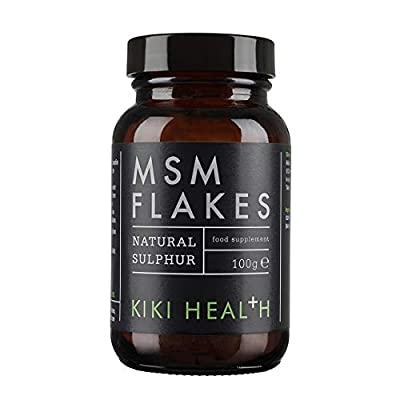 KIKI Health MSM (Methyl-Sulfonyl Methane) Powder - 100g by KIKI