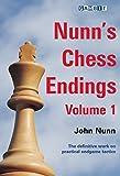 Nunn's Chess Endings Volume 1-Nunn, John