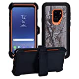AlphaCell Cover Compatible with Samsung Galaxy S9 Plus...