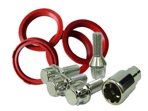 MAK 8000000957 Ring Set BK225L22417 Montageset voor wielen