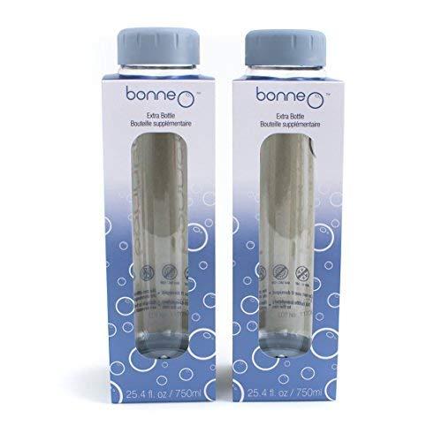 Bonne O Reusable Bottles [2 x 25.4 oz. Bottles]