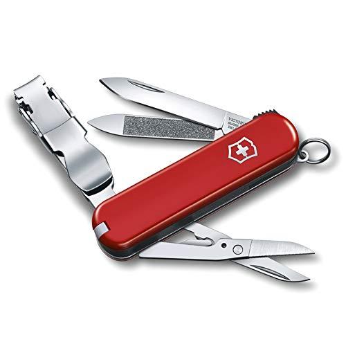 Victorinox VIC-0.6463.US1 Nail Clip 580 Red 65mm