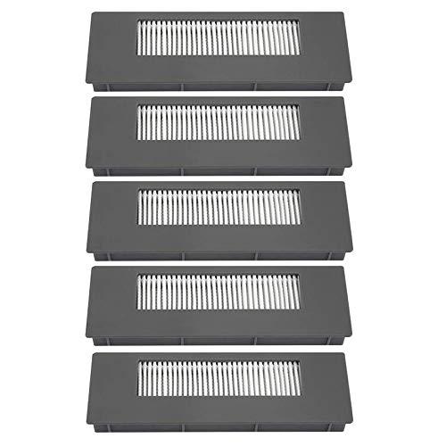 PQZATX Ersatz Schwamm Filter und Hoch Leistung Filter Satz für Deebot 900 901 M88 Roboter Staubsauger