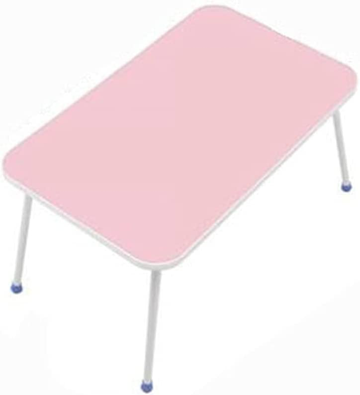 MYT Max 83% OFF MEIYITIAN Folding Table Bed Portable Price reduction Lapto Small