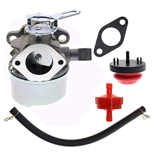 MOTOALL Carburetor for Tecumseh 632107 640084 632107A 640084A 640084B 640299 Stens 520-902 Ariens 520 ST504 5hp Cub Cadet 524 Sears Craftsman 5.5HP Troy Bilt Chipper Shredder Snowblower Snowthrower