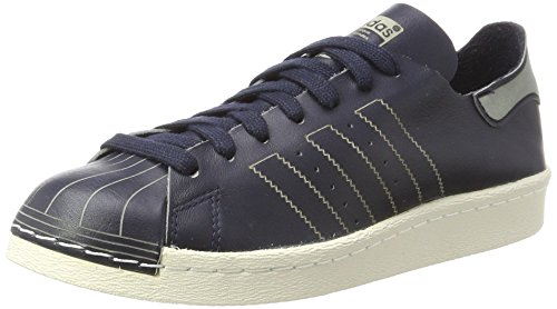 adidas Damen Superstar 80s Decon Sneaker, Blau (Legend Ink/Legend Ink/Off White), 38 EU