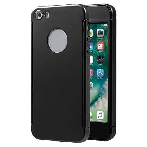 United Case Parachoques Delantero y Trasero para Apple iPhone 5 / 5s / SE Protección Total