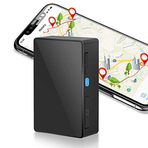 GPS Tracker for Vehicle, [Upgraded IOT Ver. ] 4G Real-time GPS Tracking Device Small Hidden GPS Locator for Vehicle, Car, Personal, Valuable, Equipment