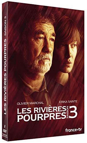 Les Rivières pourpres - Saison 3 * [Francia] [DVD]