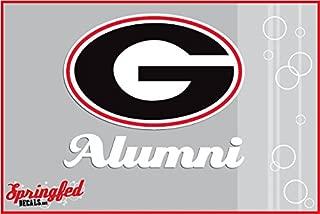 Best uga alumni sticker Reviews