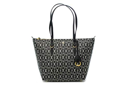 Ralph Lauren Tasche Keaton 26 Shopper black chain