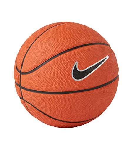 Nike Dominate Basketball 8P 5 amber/black/mtlc platinum/black