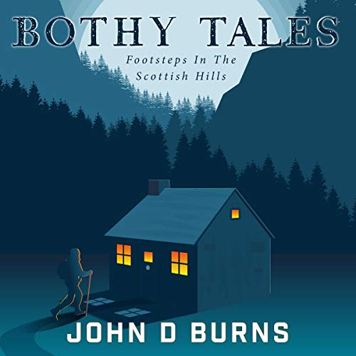 Bothy Tales audiobook cover art