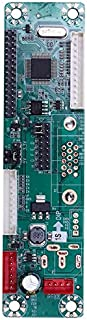GOUWEI Universal LCD Monitor Driver Board 12V Input Built-in 23 Programs Support 10-42 Inch Screen Mt6820-Md
