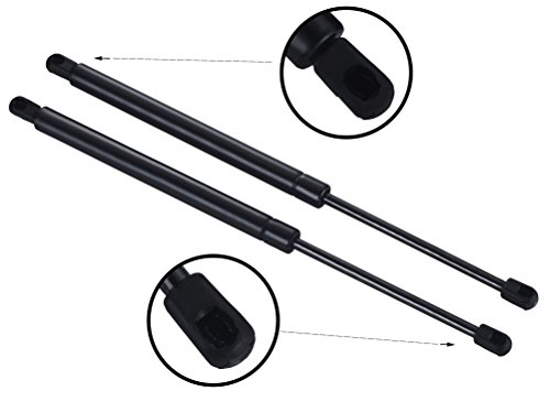 ENA Set of 2 Lift Support Struts compatible with 2007-2012 Hyundai Santa Fe Compatible with PM1017