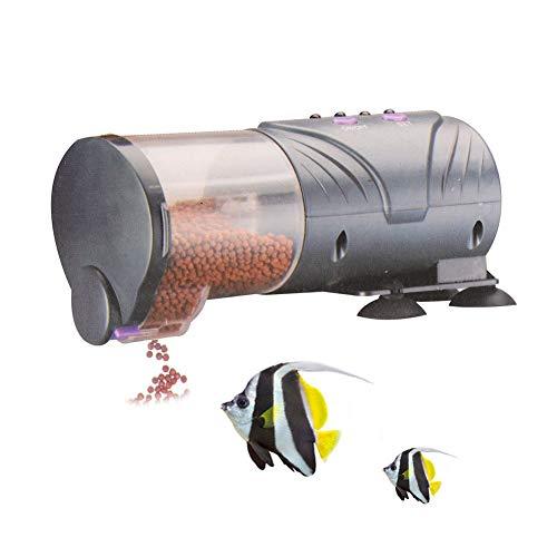 Saim Battery-Operated Automatic Fish Feeder