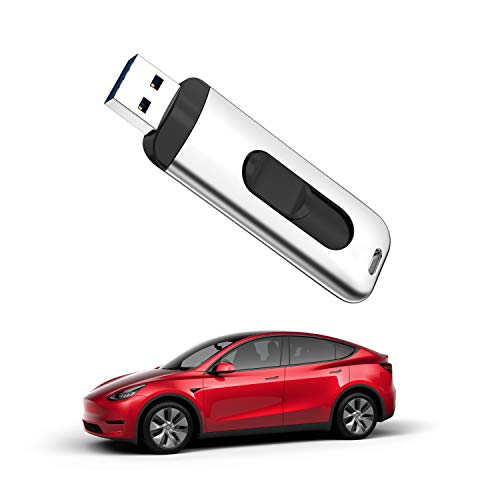 Tesla - 256 GB SSD Drive USB TeslaCam Sentry Mode - Dashcam - Model S - Tesla Model 3 - Model X - Model Y - Cybertruck