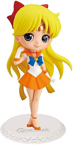 Q Posket Sailor Moon Eternal Super Sailor Venus (versión A)