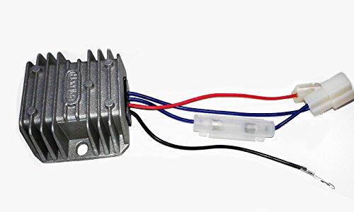 2x Laderegler Regulator Lichtmaschine Regler 12V zu Dieselmotor, Rotek, Yanmar