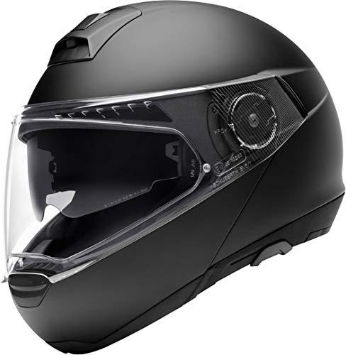 Schuberth 4549248360 C4 Pro - Motorradhelm Unisex - Erwachsene, schwarz (matt schwarz), 65 (XXXL), 1 Stück