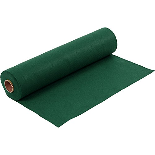 45028 create Craft – feltro 5 m verde scuro