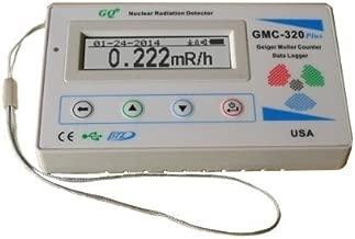 New GQ GMC-320 Plus Geiger Counter Nuclear Radiation Detector Data Recorder Beta Gamma x-Ray test equipment