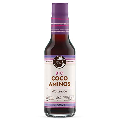 Big Tree Farms - Coco Aminos Würzsauce (500)